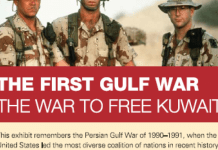 the first gulf war