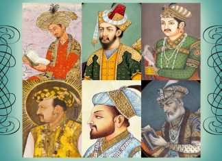 History of Mughal empire